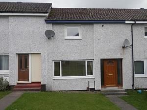 Thumbnail 2 bed flat to rent in Bute Drive, Perth