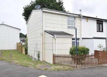 Thumbnail 2 bed end terrace house for sale in Bicknor Road, Park Wood, Maidstone, Kent