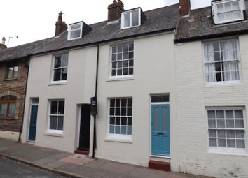 Thumbnail 4 bed terraced house for sale in De Montfort Road, Lewes