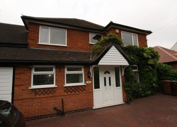 Thumbnail 5 bed detached house to rent in Parkside, Wollaton, Nottingham