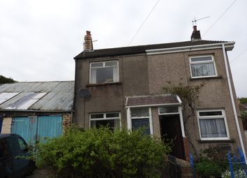 Thumbnail 2 bed semi-detached house for sale in Glanmor Lane, Uplands, Swansea
