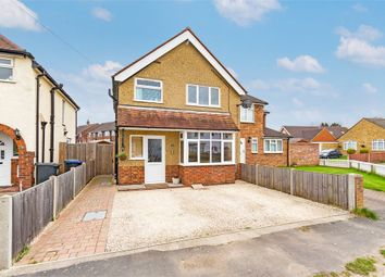 Thumbnail 3 bed detached house for sale in Chiltern Road, Burnham, Buckinghamshire