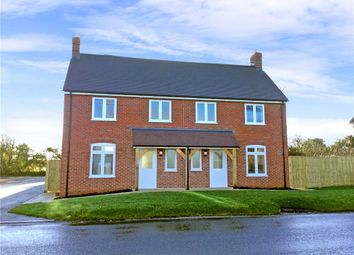 Thumbnail 3 bed semi-detached house to rent in Old Orchard, Pulham, Dorchester, Dorset