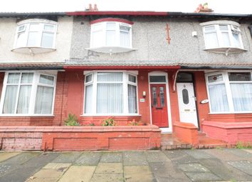 Thumbnail 2 bedroom terraced house for sale in Ivydale Road, Liverpool, Merseyside