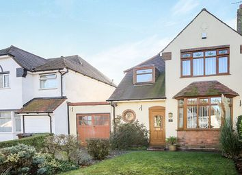 Thumbnail 3 bed detached house for sale in Himley Crescent, Wolverhampton