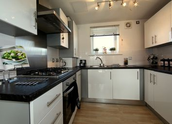 Thumbnail 1 bedroom flat for sale in Sandhills Avenue, Hamilton, Leicester