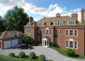 Thumbnail 10 bed property for sale in Templewood Avenue, Hampstead