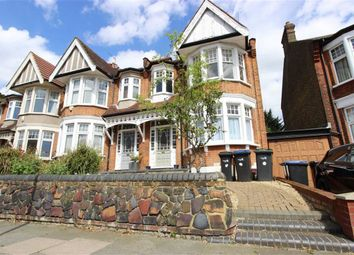 Thumbnail 3 bed end terrace house to rent in Conway Road, Southgate, London