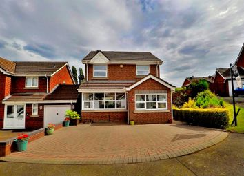 3 bed detached house for sale in Bridle Grove, West Bromwich B71
