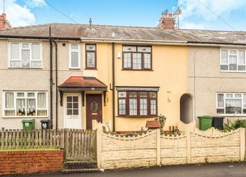 Thumbnail 3 bed terraced house for sale in Springfield Road, Brierley Hill, West Midlands