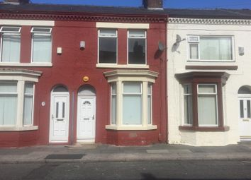 Thumbnail 2 bed terraced house to rent in Neston Street, Walton, Liverpool