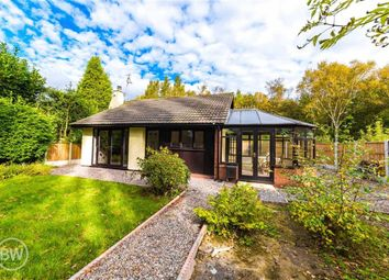 Thumbnail 2 bed detached bungalow for sale in Pickley Green, Leigh, Lancashire