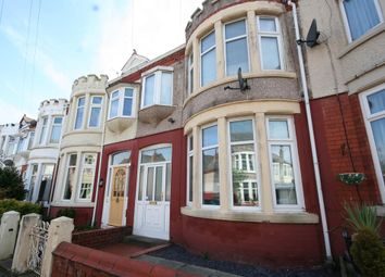 Thumbnail 3 bed terraced house for sale in Curzon Avenue, Wallasey