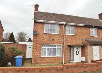 Thumbnail 3 bed end terrace house for sale in Pimpernel Road, South West, Ipswich