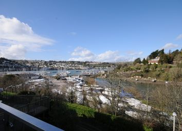 Thumbnail 3 bed flat for sale in 1 Marina Court, Lower Contour Road, Kingswear, Dartmouth, Devon