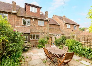 Thumbnail 4 bed terraced house to rent in Collins Lane, Hursley, Winchester