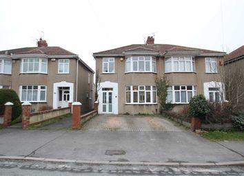 Thumbnail 3 bed semi-detached house for sale in Symington Road, Fishponds, Bristol