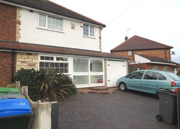 Thumbnail 3 bedroom semi-detached house for sale in Appleton Avenue, Great Barr, Birmingham