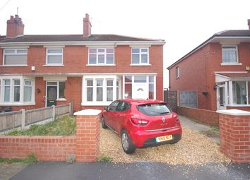 Thumbnail 3 bed end terrace house to rent in Plumpton Avenue, Blackpool, Lancashire