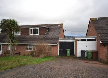 3 bed detached house to rent in Vuefield Hill, St Thomas, Exeter EX2