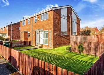 Thumbnail 1 bed mews house to rent in Worsley Close, Wallsend