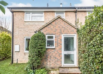 Thumbnail 3 bed end terrace house for sale in The Blowings, Freeland, Witney