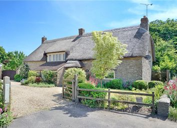 Thumbnail 3 bed detached house for sale in North Wootton, Sherborne