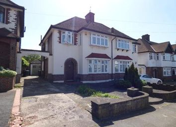 Thumbnail 3 bed semi-detached house for sale in Exeter Road, London