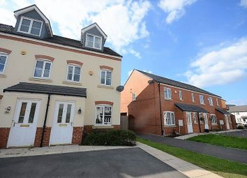 Thumbnail 3 bed town house for sale in 82 Vulcan Park Way, Newton-Le-Willows