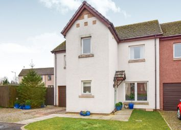 Thumbnail 3 bed end terrace house for sale in Thomson View, Kelso