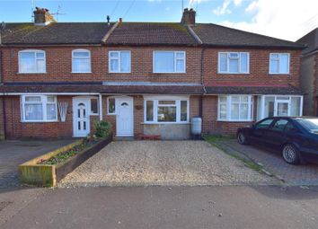 Thumbnail 3 bed terraced house for sale in Wembley Avenue, Lancing, West Sussex