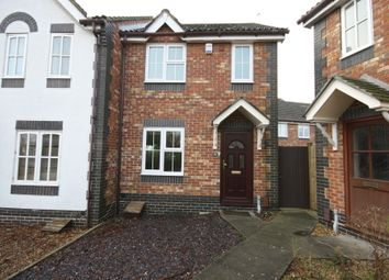 Thumbnail 2 bed end terrace house to rent in Rosemary Gardens, Whiteley, Fareham