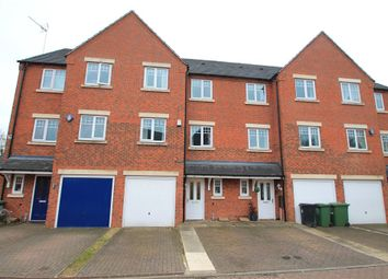 Thumbnail 4 bedroom terraced house for sale in Hedgerow Close, Redditch