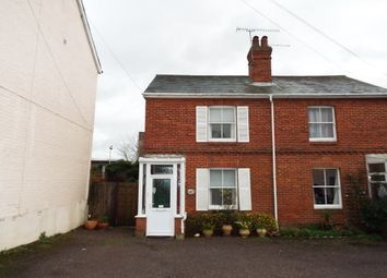 Thumbnail 2 bed semi-detached house to rent in Brassey Road, Winchester