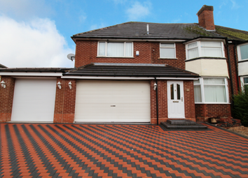 Thumbnail 4 bedroom semi-detached house for sale in Norman Road, Smethwick, West Midlands