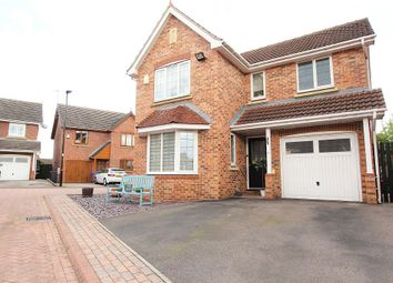 Thumbnail 4 bed detached house for sale in Morton Mount, Halfway, Sheffield, South Yorkshire