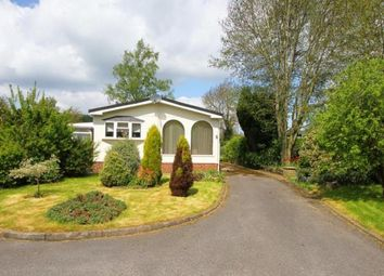 Thumbnail 2 bed mobile/park home for sale in Millcroft, Mill Lane, Old Tupton, Chesterfield