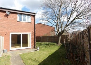 Thumbnail 2 bed end terrace house for sale in Temple Close, Shepshed, Loughborough, Leicestershire