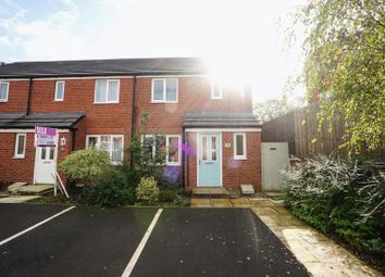 Thumbnail 3 bed end terrace house for sale in Harrier Close, Lostock, Bolton