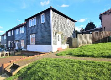 Thumbnail 2 bed end terrace house to rent in Barnfield Road, Burnt Oak, Edgware