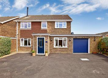 Thumbnail 4 bed detached house for sale in Weavers Close, Staplehurst, Kent