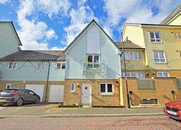 3 bed terraced house to rent in Phalarope Way, St. Marys Island, Chatham ME4