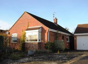 Thumbnail 2 bed bungalow for sale in Gayton, Kings Lynn, Norfolk