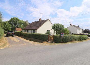 Thumbnail 3 bed detached bungalow for sale in Chapel Lane, Churcham, Gloucester