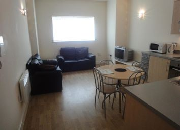 Thumbnail 1 bed flat to rent in Dunlop Street, Warrington
