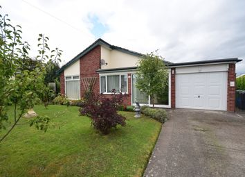 Thumbnail 4 bed detached bungalow for sale in Sandown Close, Bangor-On-Dee, Wrexham