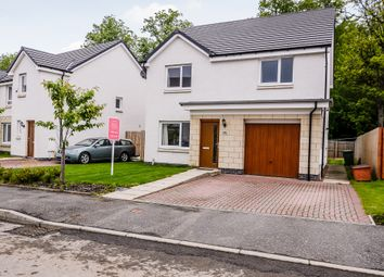 Thumbnail 4 bedroom detached house for sale in Springbank Gardens, Glasgow