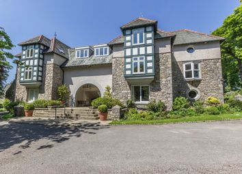 Thumbnail 3 bed flat for sale in Heathcliffe Court, Redhills Road, Arnside - Spacious Penthouse Apartment!