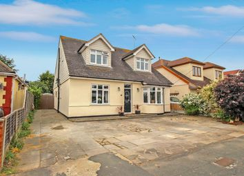 Thumbnail 4 bed detached house for sale in Park Drive, Wickford