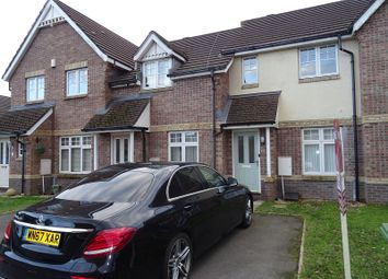 Thumbnail 2 bedroom terraced house to rent in Yarrow Close, Cardiff
